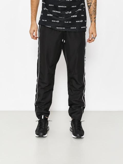 HUF Pants Worldwide Track (black)