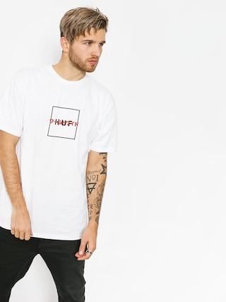 HUF T-shirt Katakana (white)