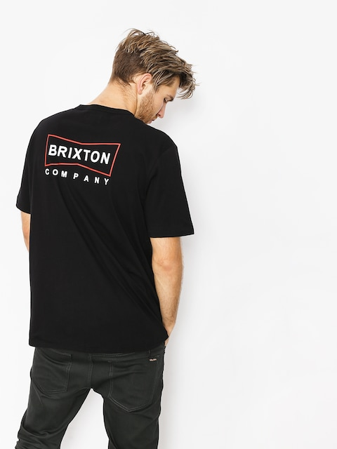 Brixton T-shirt Wedge Hnly
