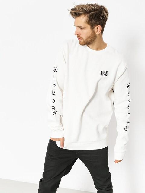 Brixton Sweatshirt Primo Crew (off white)