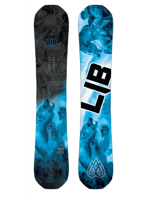 Lib Tech Snowboard T-Rice Pro Hp C2 (blue/multi)