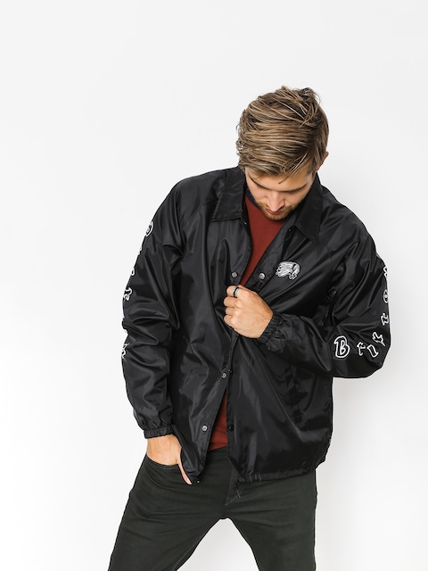 Brixton Jacket Primo (black/white)
