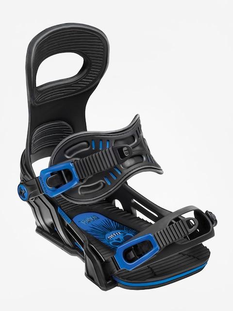 Bent Metal Snowboard bindings Transfer (black)
