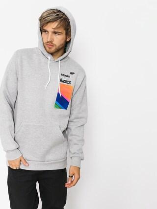 El Polako Hoodie Fullcolor (grey)