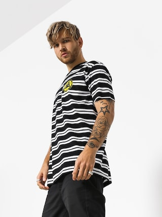 Welcome T-shirt Twenty Eyes Striped (black/white)