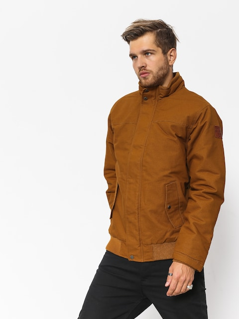 Quiksilver Jacket Brooks Full Zip (rubber)