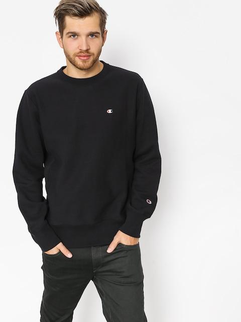 Champion Premium Sweatshirt Reverse Weave Small Logo Crewneck (nbk)