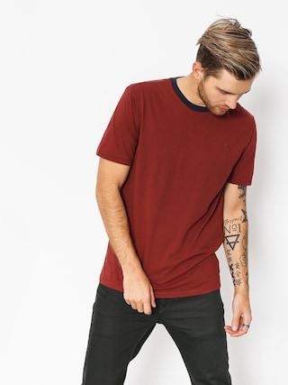 Brixton T-Shirt B Shield Prt (brick)