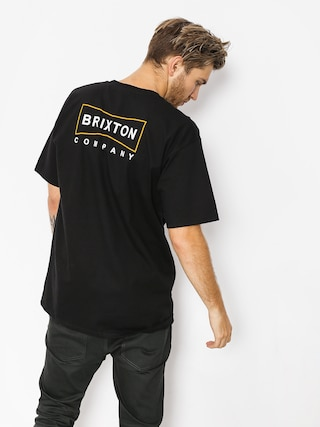 Brixton T-shirt Wedge Stt (black)