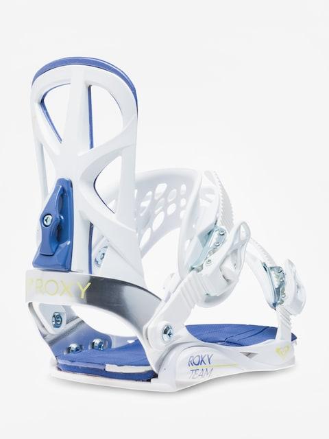 Roxy Snowboard bindings Team Wmn (white)