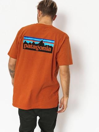 Patagonia T-shirt Logo Responsibili (marigold)