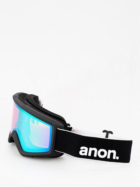 Anon Goggle Helix 2 Sonar W Spare (black/sonar green)