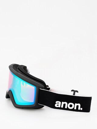 Anon Goggles Helix 2 Sonar W Spare (black/sonar green)