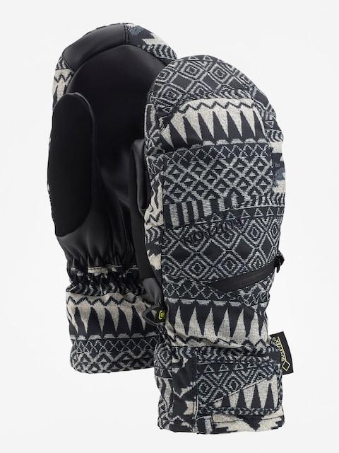 Burton Handschuhe Gore Undmt Wmn (pelican freya weave)