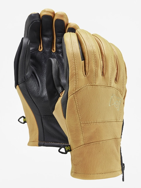 Burton Gloves Ak Leather Tech Glv (raw hide)
