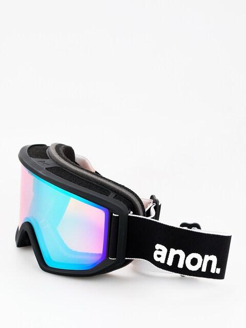 Anon Goggles Relapse (black/sonar green)