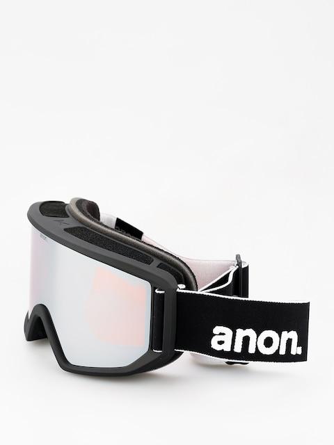 Anon Goggle Relapse (black/sonar silver)