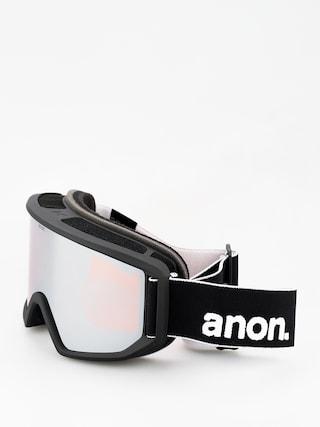 Anon Goggles Relapse (black/sonar silver)