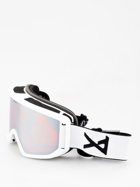 Anon Goggle Relapse (white/sonar silver)