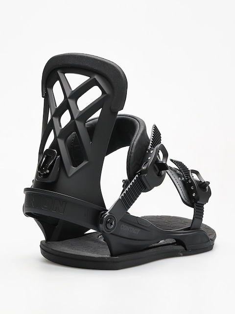 Union Snowboard bindings Contact Pro (black)