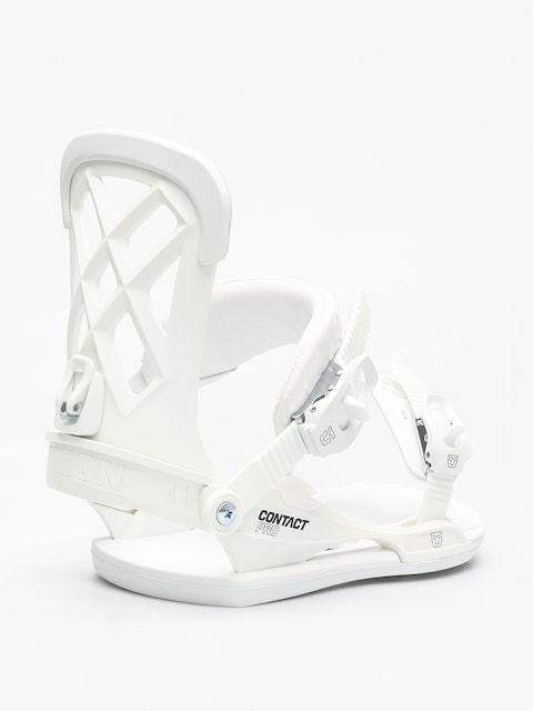 Union Snowboard bindings Contact Pro (white)