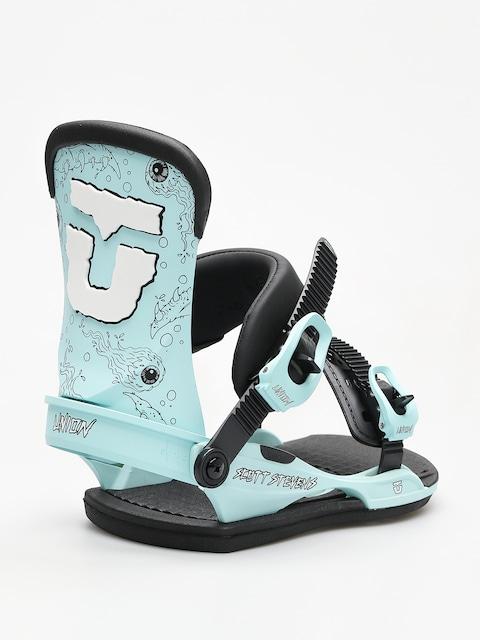 Union Snowboard bindings Scott Stevens (blue)