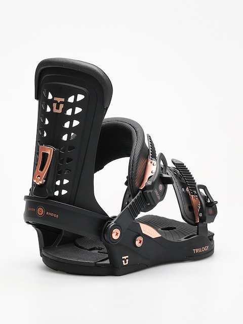 Union Snowboardbindung Trilogy Wmn (black)