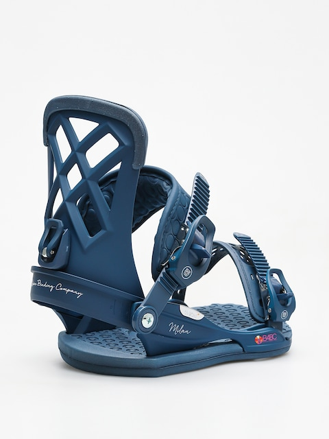 Union Snowboardbindung Milan Wmn (midnight blue)