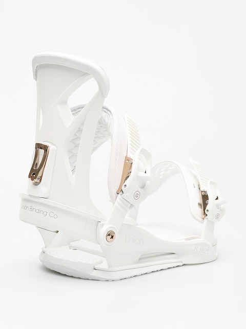 Union Snowboard bindings Juliet Wmn (white)