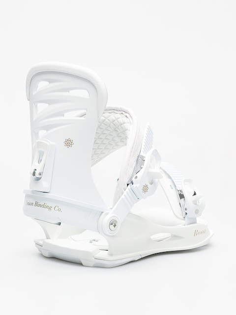 Union Snowboard bindings Rosa Wmn (white)