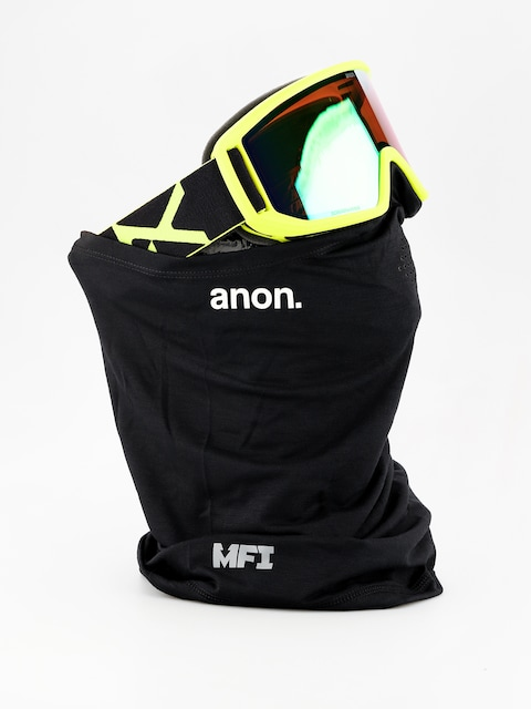 Anon Goggles Relapse Mfi (black green/sonar green)