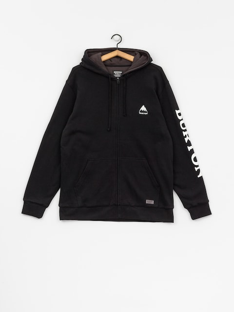 Burton Hoodie Elite Wffle ZHD (true black)