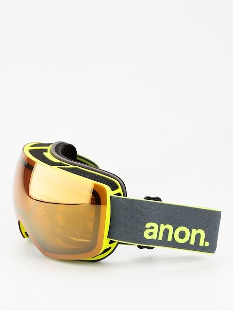 Anon Goggles Mig (gray/sonar bronze)