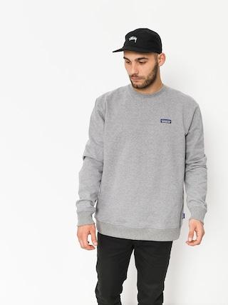 Patagonia Sweatshirt Label Uprisal (gravel heather)
