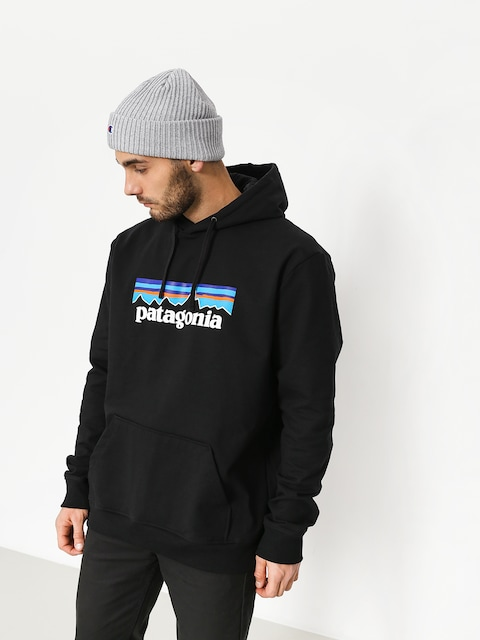 Patagonia Hoody Logo Uprisal HD (black)