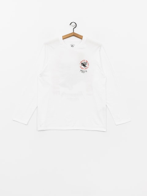 Turbokolor Longsleeve First Date (white)