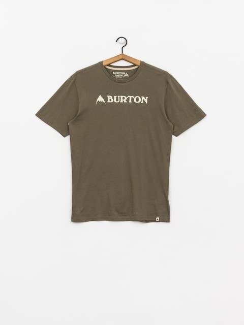 Burton T-Shirt Horizntl Mtn (dusty olive)