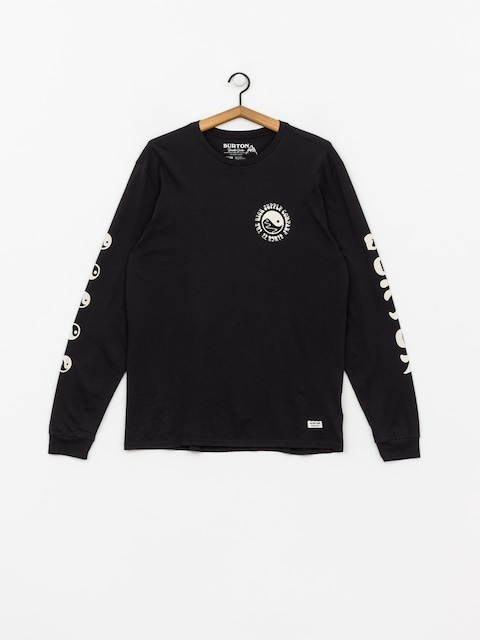 Burton Longsleeve Mooselook (true black)