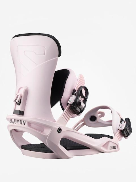 Salomon Snowboard bindings Vendetta Wmn (pink)