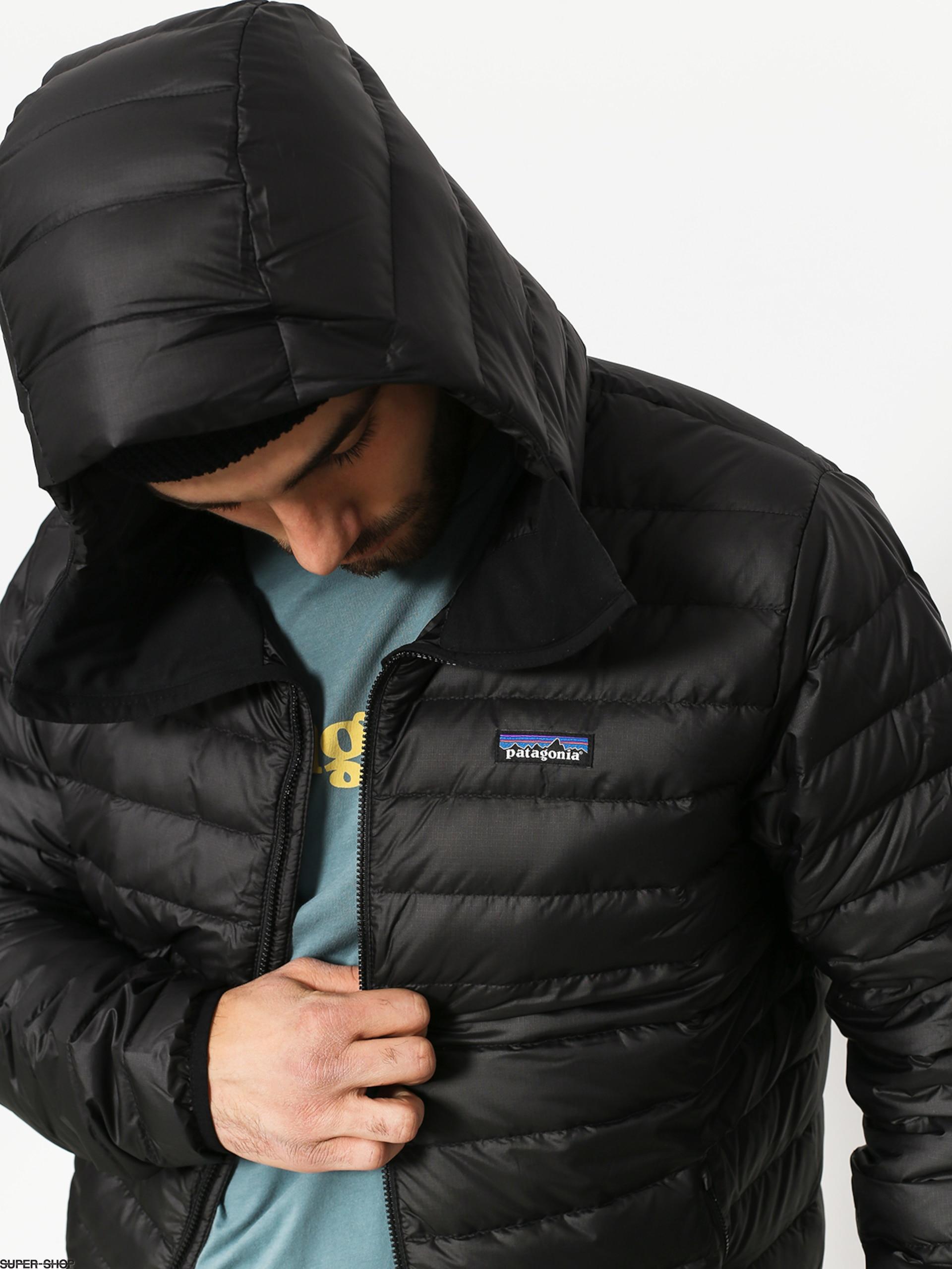 Patagonia Jacket Down Sweater Hd Black