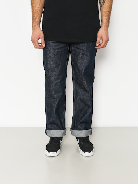 Brixton Pants Labor 5 Pkt Denim (raw indigo)