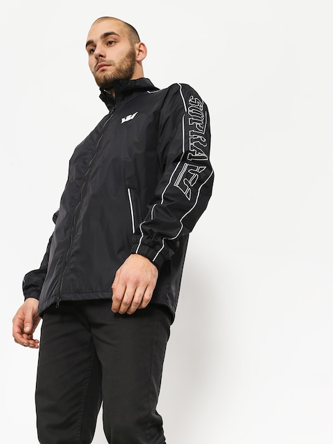 Supra Jacket Wired (black)