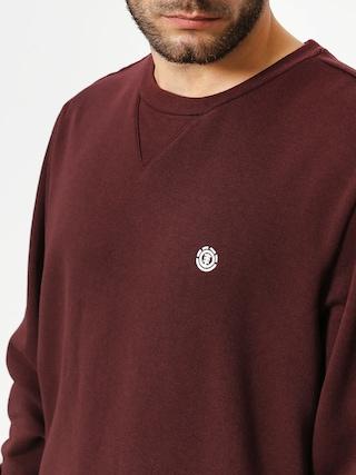 Element Sweatshirt Cornell Classic Cr (napa red)