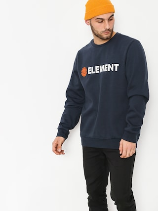 Element Sweatshirt Blazin Crew (eclipse navy)
