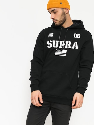 Supra Team Usa HD Hoodie (black/wht)