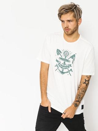 Element T-shirt Pioneers (bone white)