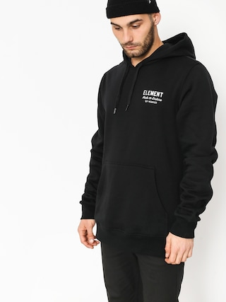 Element Hoodie Sign HD (flint black)