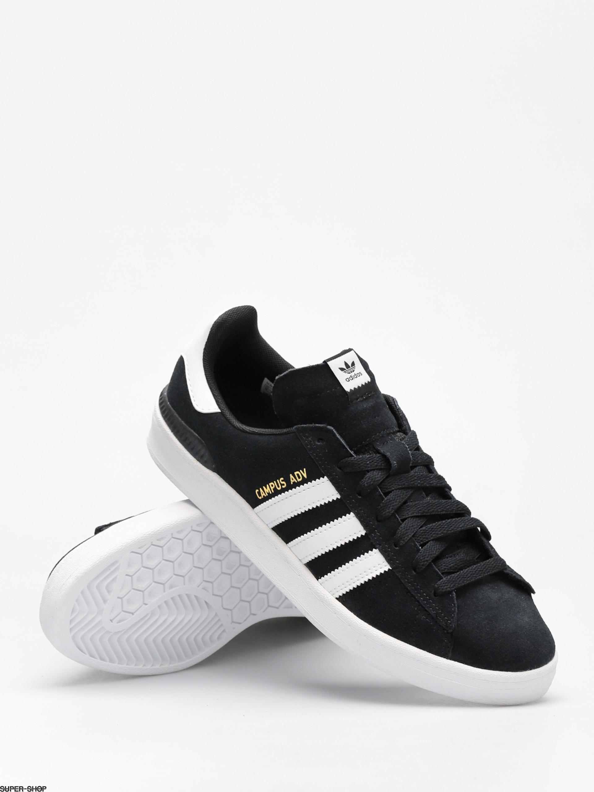 adidas Shoes Campus Adv (core blackftwr whiteftwr white)