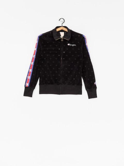 Champion Hoody Full Zip Sweatshirt ZHD Wmn (nbk)