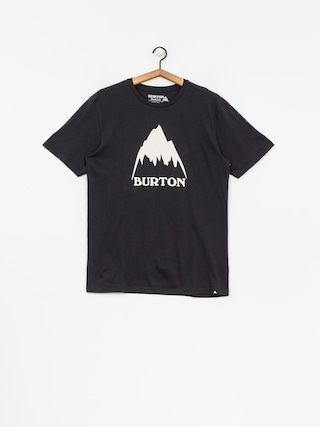 Burton T-shirt Clssmtnhgh (true black)